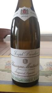 Drouhin Languiche Chassagne-Montrachet 2000 #5
