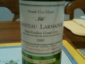 Larmande 1989