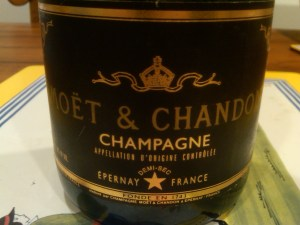 Moet Chandon Demi-Sec NV #4