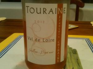Chidaine Rose 2012 #1