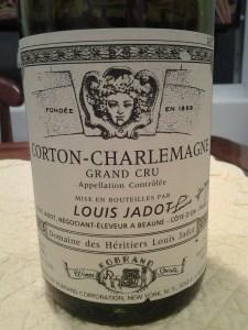 Jadot Charlemagne 1995 #2
