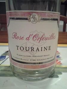 Orfeuilles Rose NV