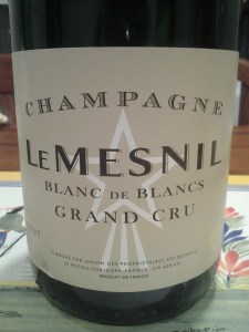 Rare Wine Company Mesnil BDB NV #1