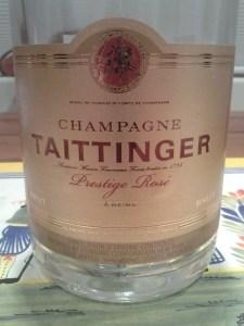 Taittinger Rose Prestige NV