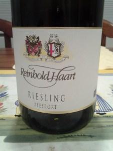 Reinhold Haart Riesling Piesport 2007 #1