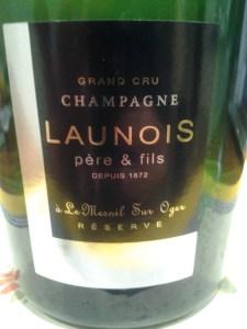 Launois Reserve NV #2