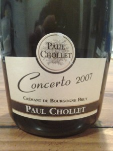 Paul Chollet Concerto 2007