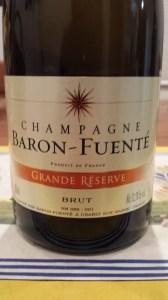 Baron Fuente Grande Reserve NV