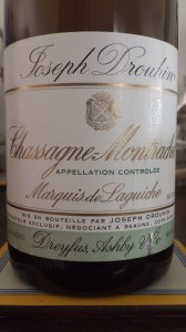 Drouhin Languiche Chassagne-Montrachet 2010