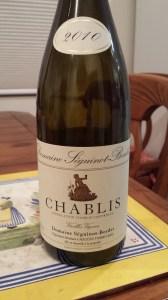 Seguinot-Bordet Chablis Vielles Vignes 2010 #2