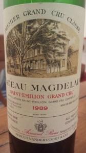 Magdelaine 1989