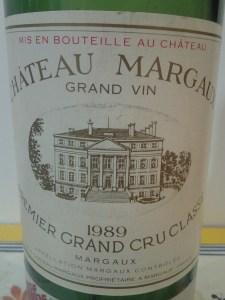 Margaux 1989 #1