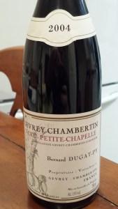 Dugat Py Petite Chapelle 2004