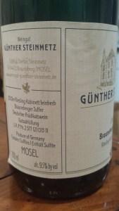 Gunter Steinmetz 2010 #1