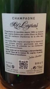 Legras Hommage NV #1