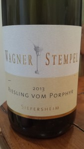 Wagner Stempel Vom Porphyr 2013