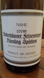 Cruius Spatlese 2001