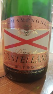 Castellane Rose NV