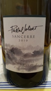 Pascal Jolivet Sancerre 2010 #1