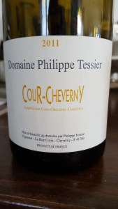 Tessier Cour Cheverny 2011