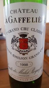 Canon Gaffeliere 1998