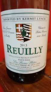 Reuilly 2013