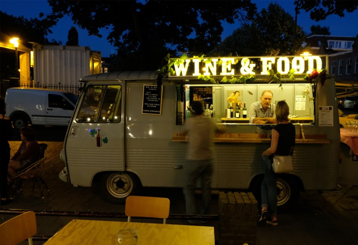 Wine on Wheels