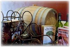 brians 1st barrel