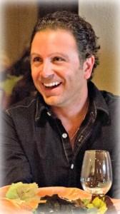 Robert Renzoni of Robert Renzoni Vineyards at Third Annual Crush in Temecula, CA
