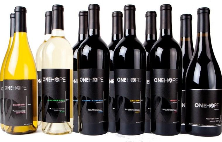 WINEormous with One Hope Wine