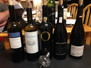 WINEormous at Greek Wine Tasting