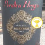 Piedra Negra Reserve Malbec 2017