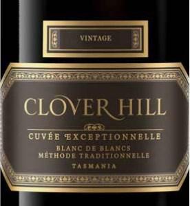 Clover Hill Blanc de Blancs 'Cuvee Exceptionnelle' 2014