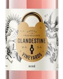 Clandestine Vineyards Tempranillo Rosé 2020