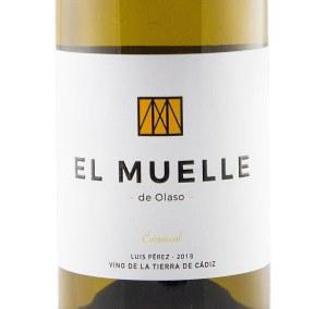 Luis Perez 'El Muelle' Vino de Pasto Palomino 2019