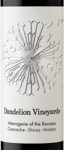 Dandelion Vineyards Menagerie of the Barossa Grenache Shiraz Mataro 2018