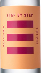 Step by Step The Trendsetter Pinot Grigio 2020