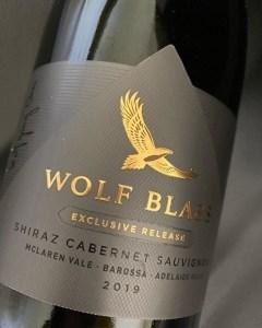 Wolf Blass Exclusive Release Shiraz Cabernet Sauvignon 2019