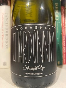 Straight Up by Phillip Moraghan Chardonnay 2020