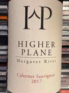 Higher Plane Cabernet Sauvignon 2017
