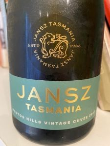 Jansz Pontos Hills Vintage Cuvée 2017