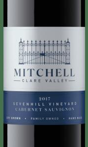 Mitchell Wines Sevenhill Vineyard Cabernet Sauvignon 2017