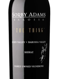 Sorby Adams The Thing Shiraz 2017