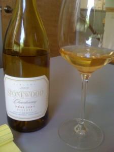 Stonewood 2009 Sonoma County Chardonnay