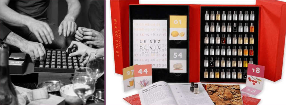 Wine Aroma Kit   Learn What You Love About Wine