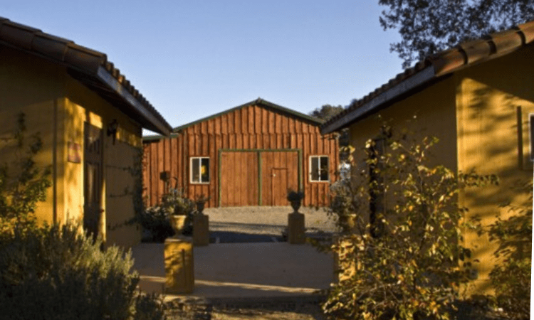 Winery Barn Design