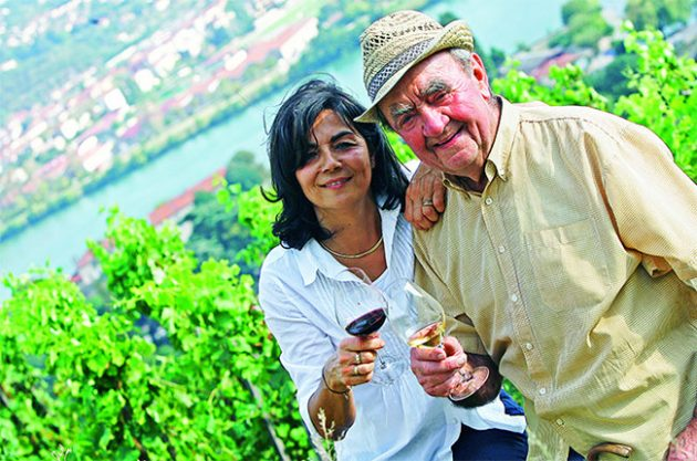Viognier saviour Georges Vernay dies in the Rhône