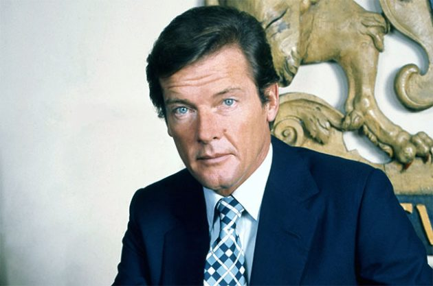 roger moore, james bond drinks