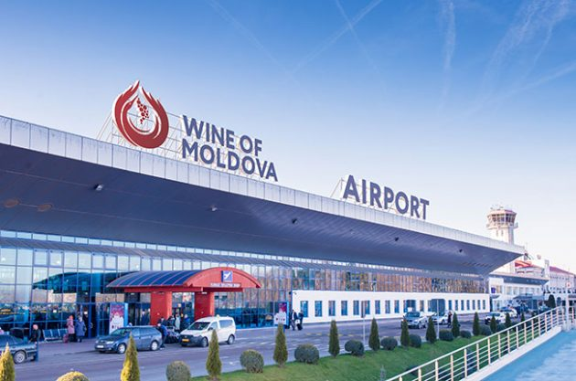 Moldova gets first 'wine airport'