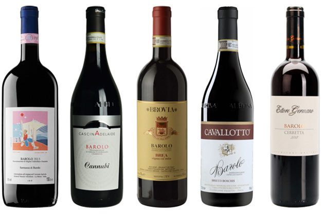 barolo 2013 wines